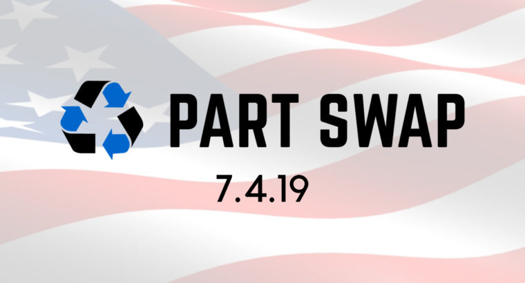 Part Swap Official Launch!