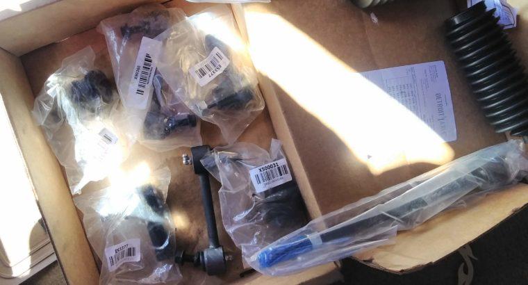 10 pcs suspension kit