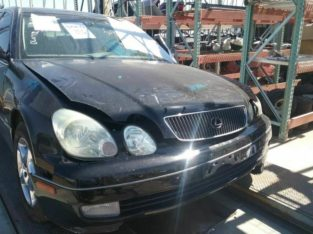 Anti-Lock Brake Part Actuator And Pump Assembly Fits 98-00 LEXUS GS300 151763