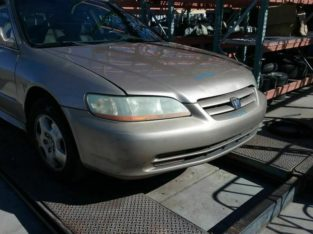 Driver Exhaust Manifold 3.5L Front Fits 00-04 ODYSSEY 145697