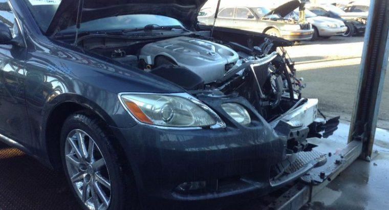Driver Chassis ECM Lamps Headlamp Control Fits 06-07 LEXUS GS430 120013