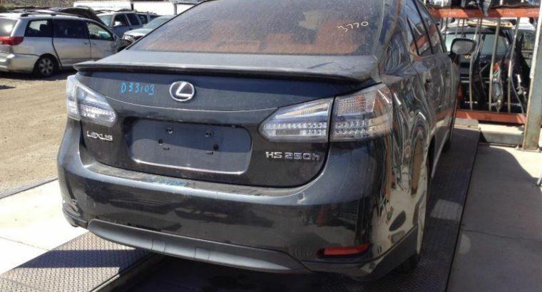Chassis ECM Theft-locking Smart Key Fits 10 LEXUS HS250H 134380