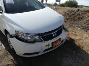 Loaded Beam Axle Rotor Fits 10-13 FORTE 118252