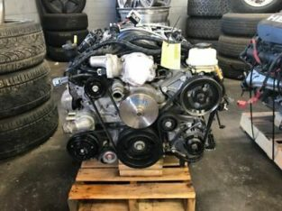 2006 Chevrolet Corvette Engine- 6.0L Complete Changeover, LS2, 119K Miles