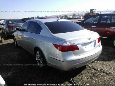 Speedometer Cluster MPH Supervision Opt 9401B1 Fits 09-11 GENESIS 1058791