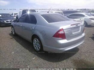 Passenger Side View Mirror Power Non-heated Fits 06-10 FUSION 1118979