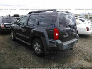 Power Steering Pump 6 Cylinder Fits 05-17 FRONTIER 1073559