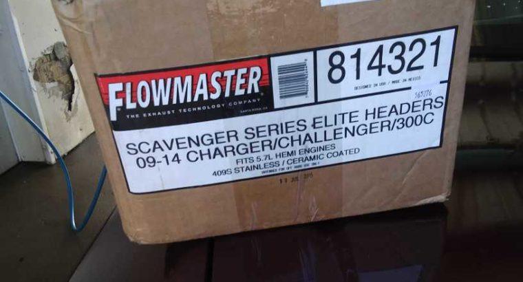 Scavenger Series Elite Headers