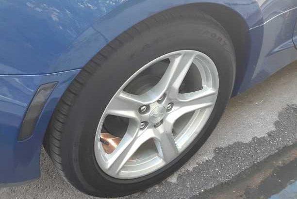 Camaro Original Factory Wheels and Tires