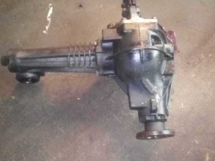 2007 Jeep Grand Cherokee front differential