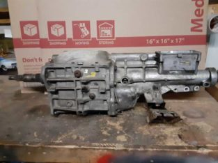 Borg Warner t5 5 speed transmission