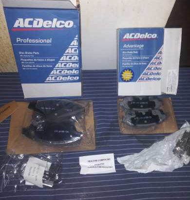 2013 buick encore 1.4l l4 turbocharged brake pads front and rear pads for sell