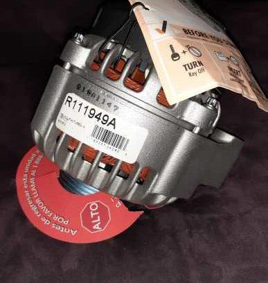 2000 Honda  Accord v6  alternator