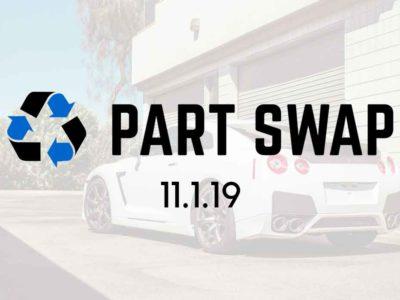 Part Swap November 2019