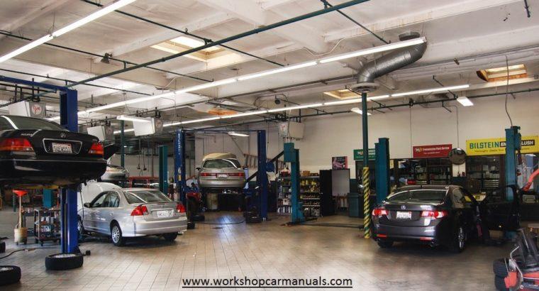 Workshop Service repair Manuals Land Rover Renault BMW Audi Honda etc