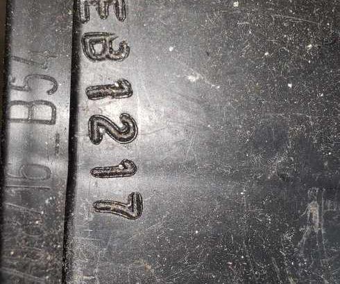 Duralast Car battery