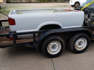 1997 Chevy S-10 parting out.