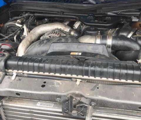 6.0 ford turbo diesel engine