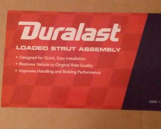 Buick Lacrosse rear strut assembly