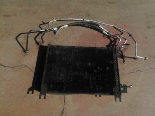 95 Dodge Ram 1500 A/C condenser , A/C Lines, A/C Compressor