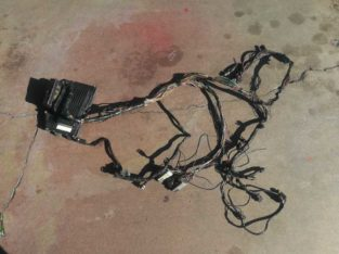95 Dodge Ram 1500 Computer, Wiring Harness, Fuel injection wires,brackets
