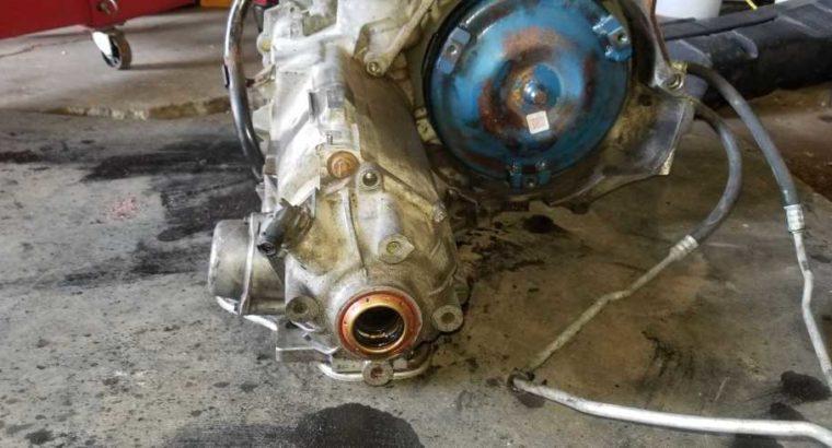 Monte carlo/Grand Prix Tranny 4T65-E