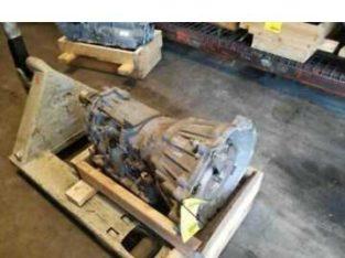 automatic transmission 2008 Nissan Titan