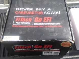 FiTech Fuel Injection 30012 GO EFI 8-1200 HP